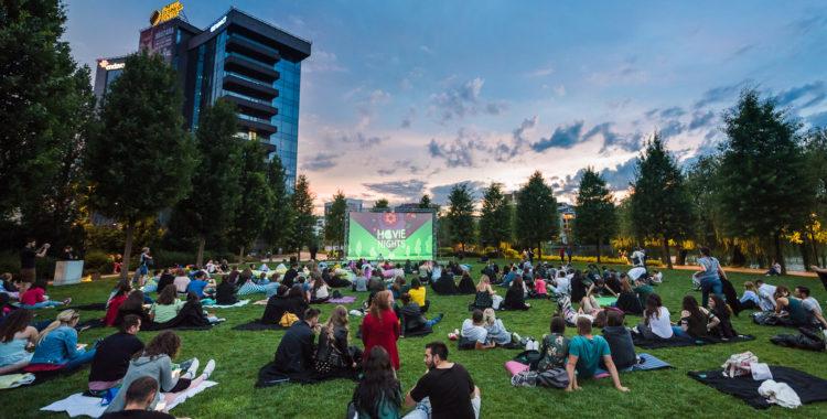 Movie Nights din Iulius Parc