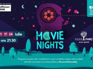 """Al treilea sezon """"Movie Nights"""" din Iulius Parc începe cu un film de Oscar"""