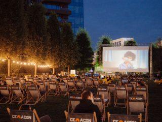 Reîncep serile magice la Movie Nights. Ford vs Ferrari dă startul verii cinematografice, în Iulius Parc