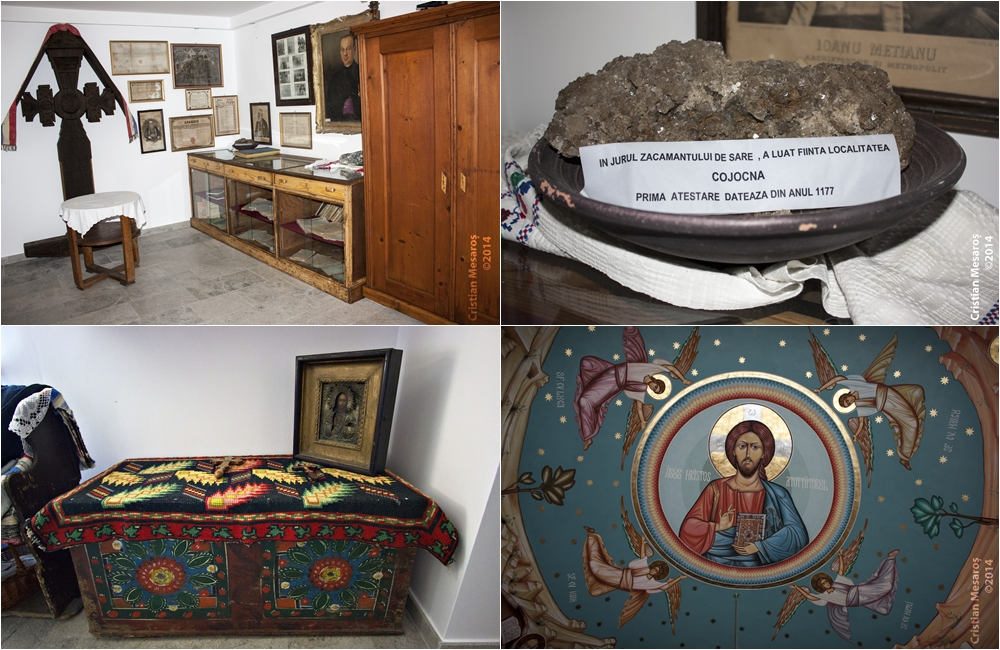 Muzeul bisericesc prin Cojocna