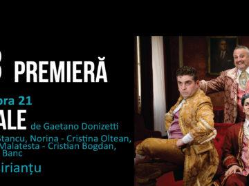 Don Pasquale la Teatrul de Club | Evenimente în Cluj | Cluj.com