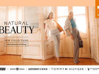 Natural Beauty! Descoperă colecțiile primăvară-vară în magazinele din Iulius Mall Cluj și simte emoția shopping-ului