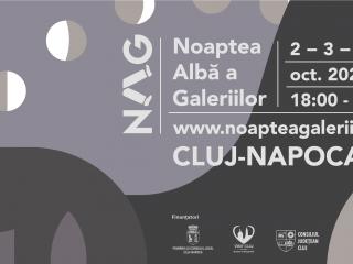 Clujenii sunt invitați să descopere arta contemporană la  Noaptea Albă a Galeriilor 2020
