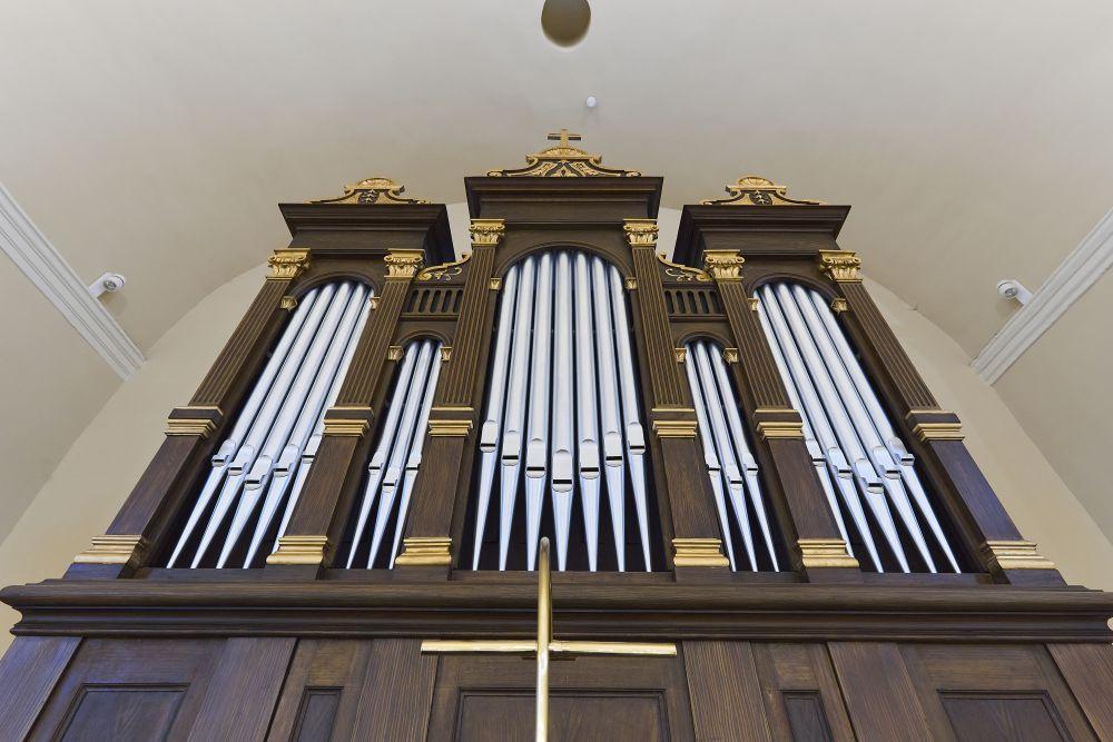 Orga Biserica Franciscana din Gherla