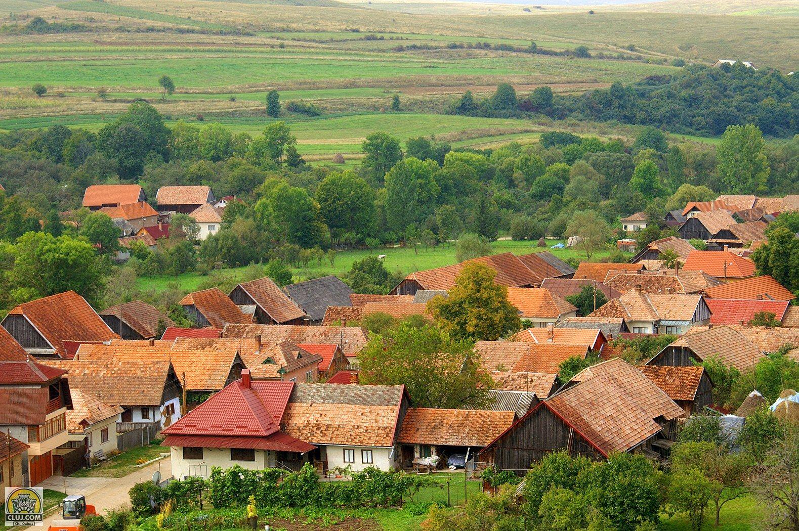 Satul Horlacea, comuna Sâncraiu, județul Cluj
