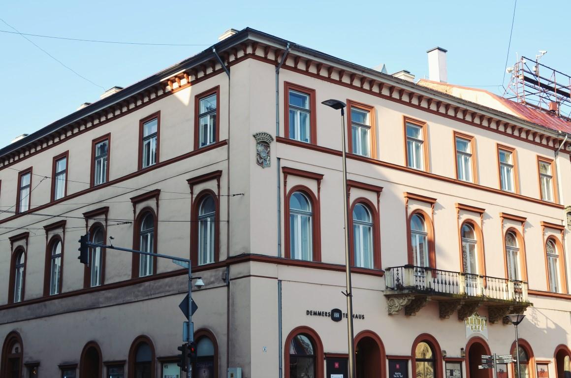 Palate în Cluj Palatul Rhedey Cluj Demmers Cluj 1