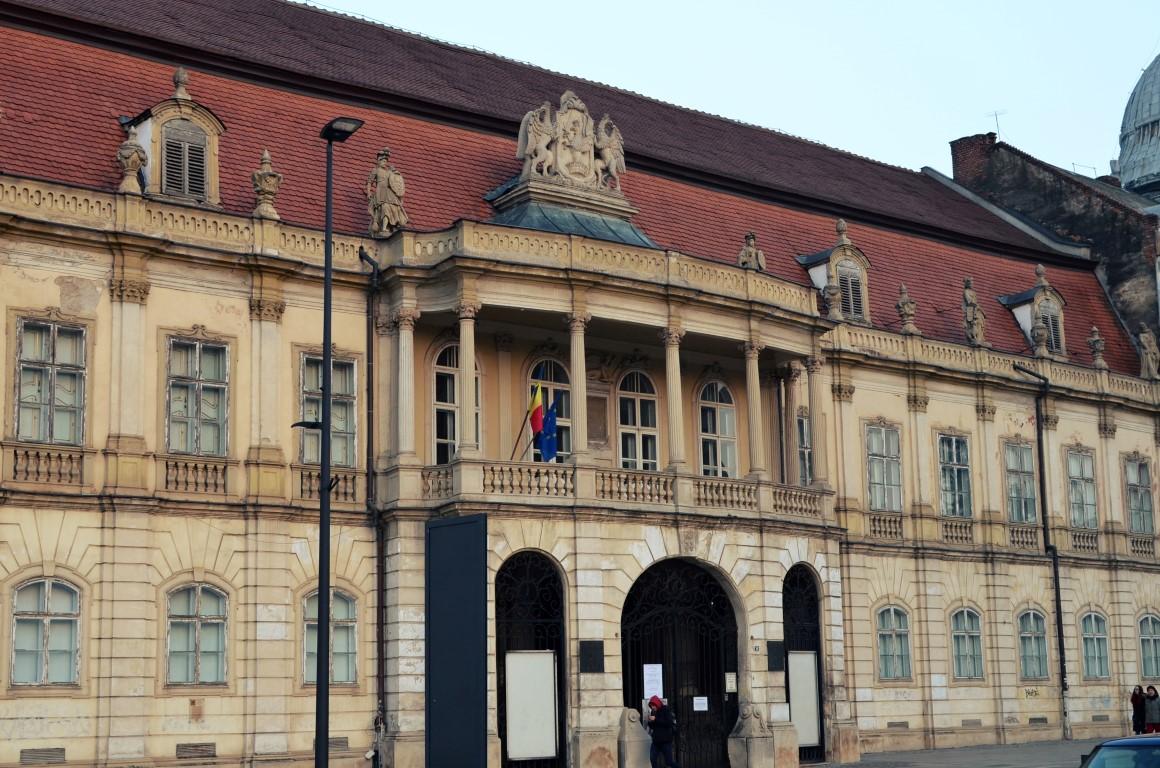 Palatul Banffy (2) Palate in Cluj