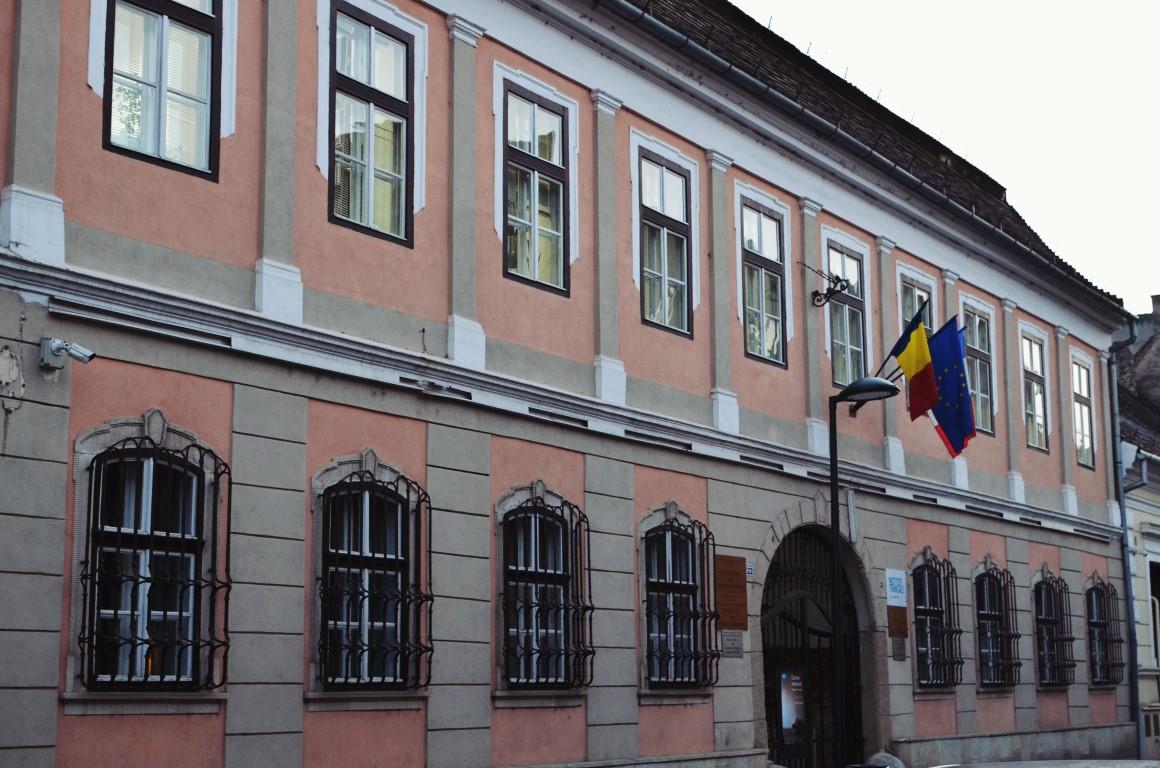 Palatul Beldi Palate in Cluj