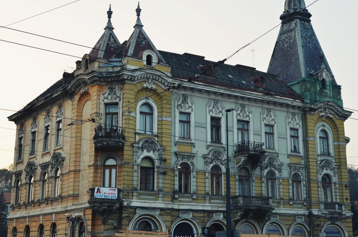 Palatul Berde Palate in Cluj 1