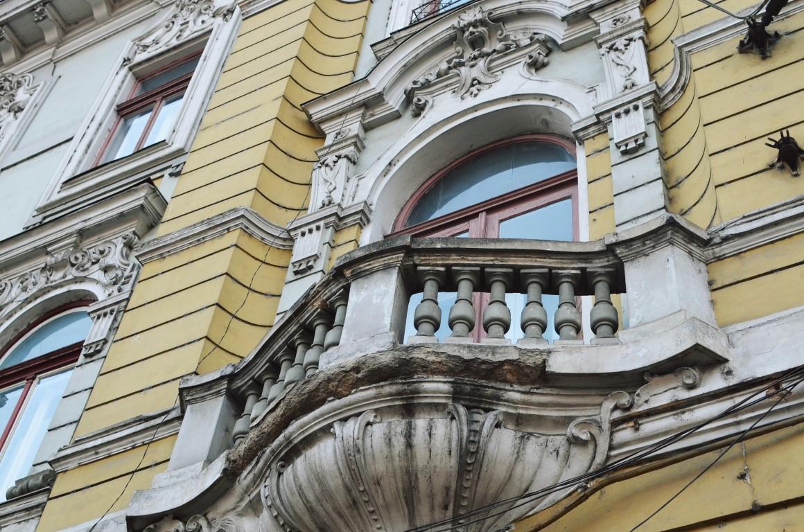 Palatul Berde Palate in Cluj