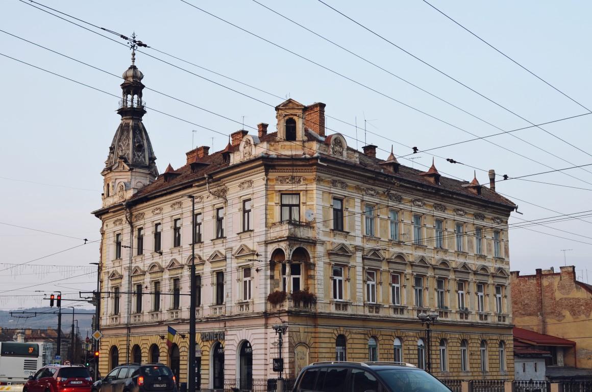 Palatul Elian Palate in Cluj