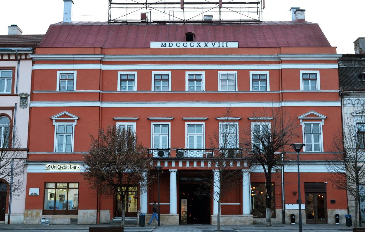 Palatul Josika Palate in Cluj