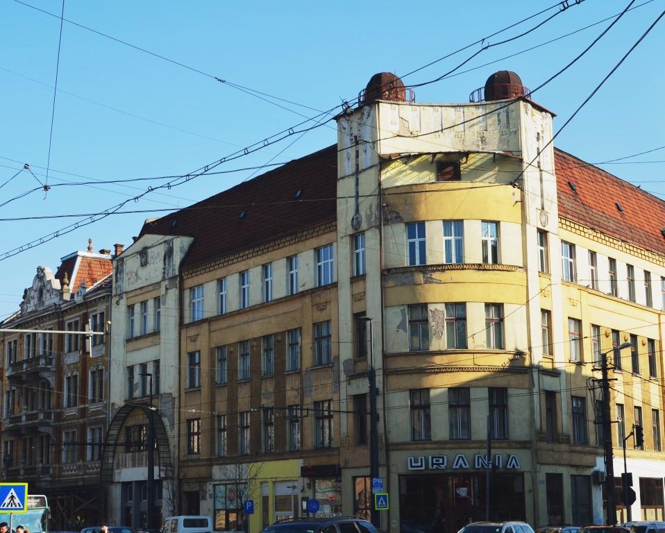 Palatul Urania Palate in Cluj (Medium)