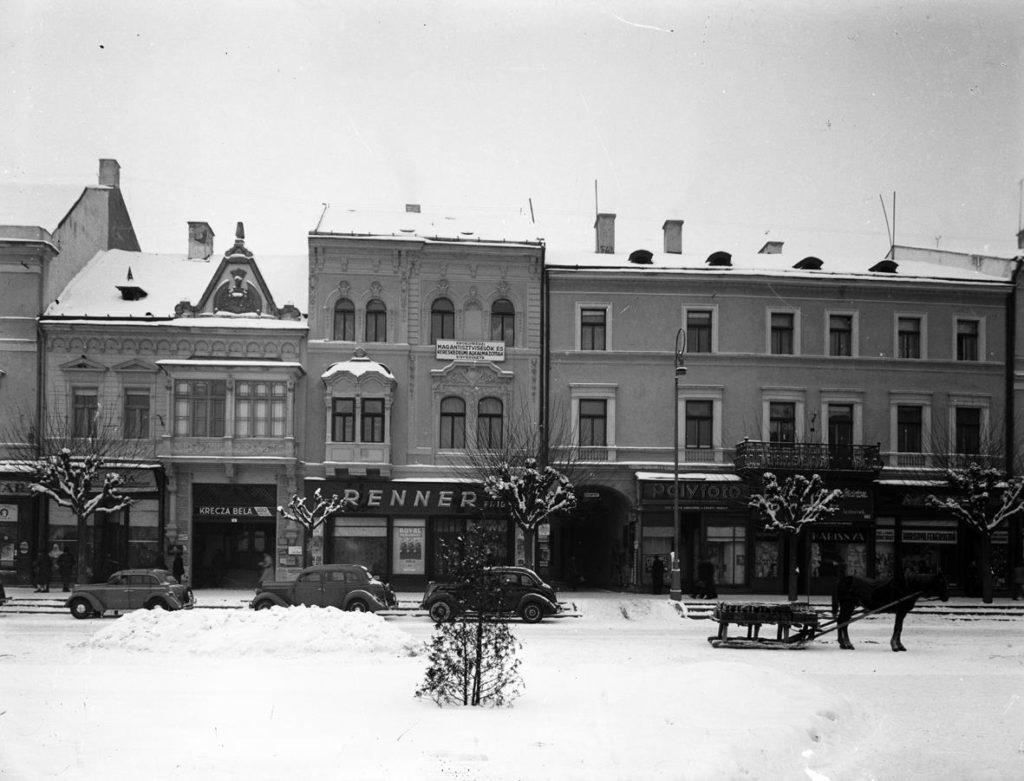 Palatul Wass Clădirile Clujului