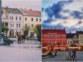 Palatul Wass, o istorie a aristocrației clujene   Clădirile Clujului