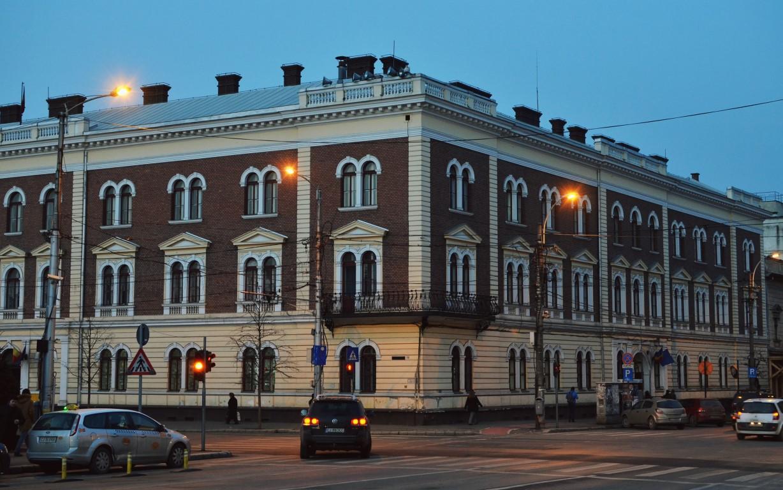 Palatul de Finante Palate in Cluj