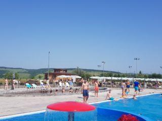 Parcul Balnear Toroc Dej