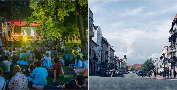 Parcurile clujene ClujulVăzutAltfel