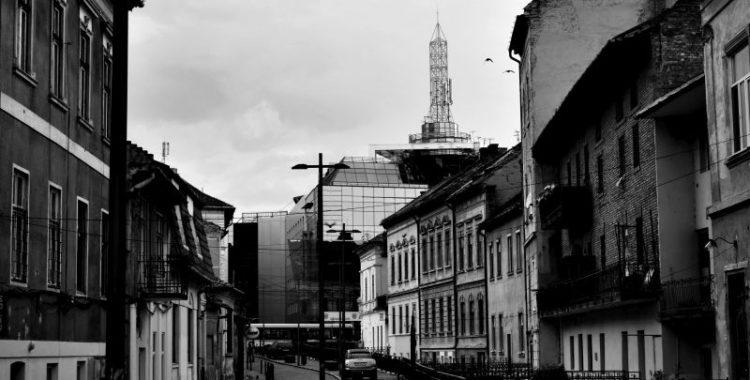 Paul Lucian Szasz - Cea mai frumoasa strada din Cluj