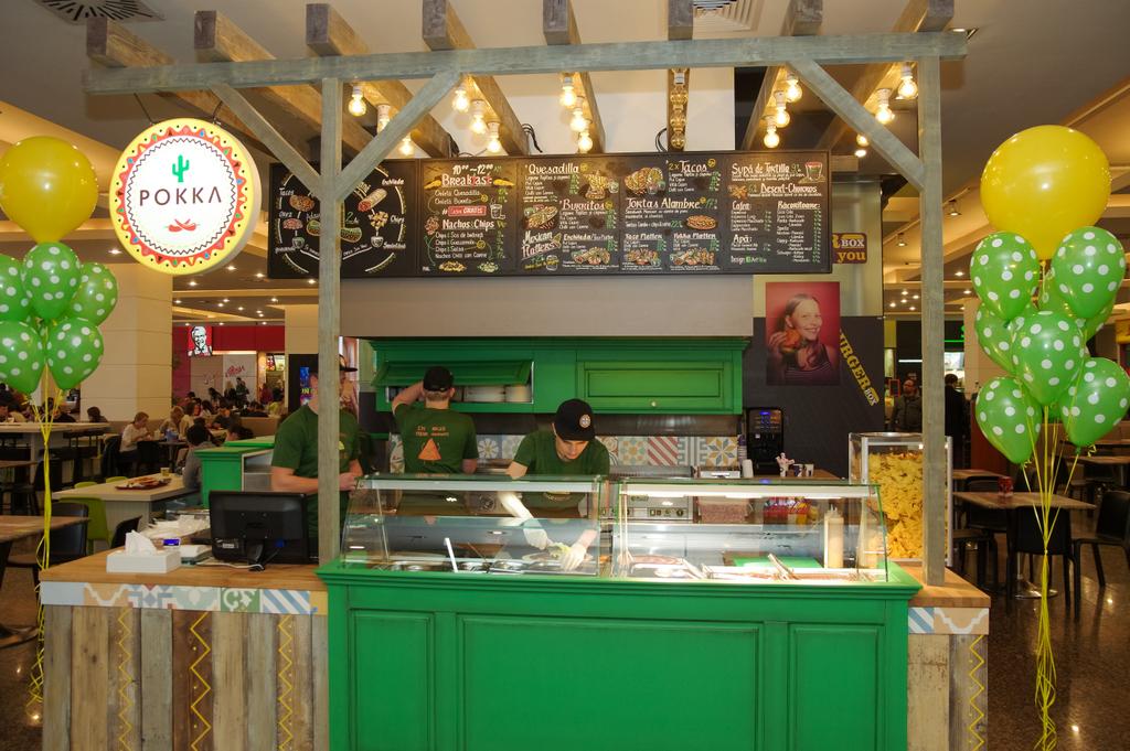 Restaurantul Pokka acum și la Food Court Iulius Mall Cluj | Cluj.com