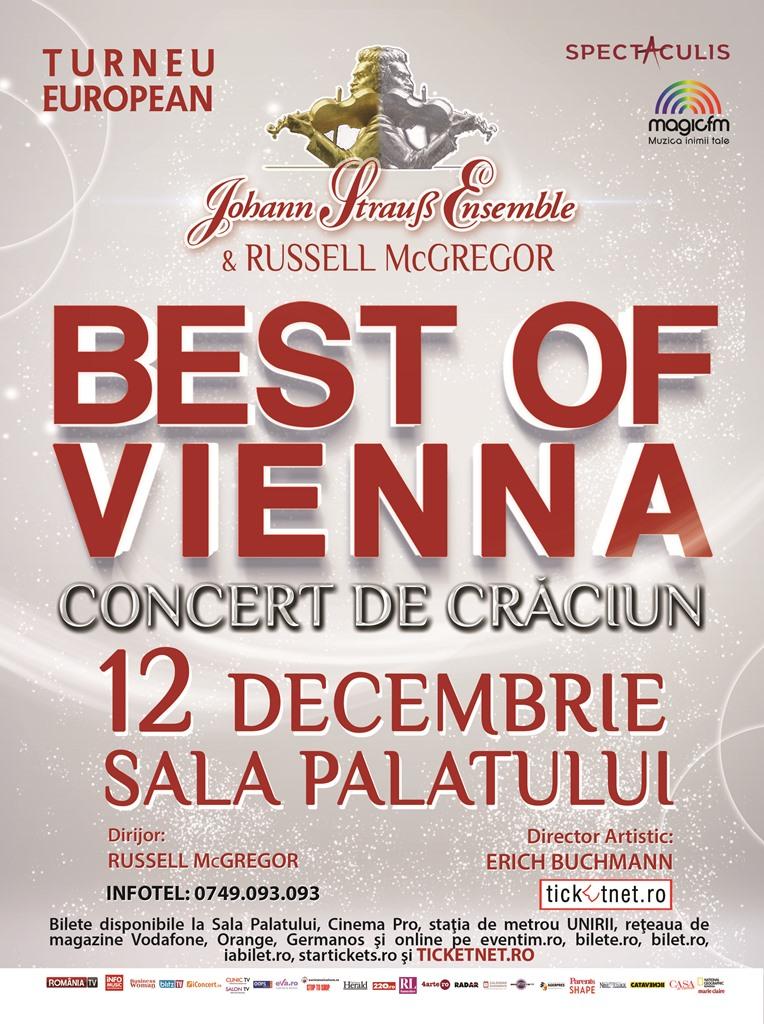 Poster_Johann Strauss Ensemble- Best of Vienna - Tour 2017