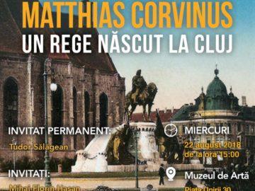 Povești despre Cluj – Matthias Corvinus, un rege născut la Cluj