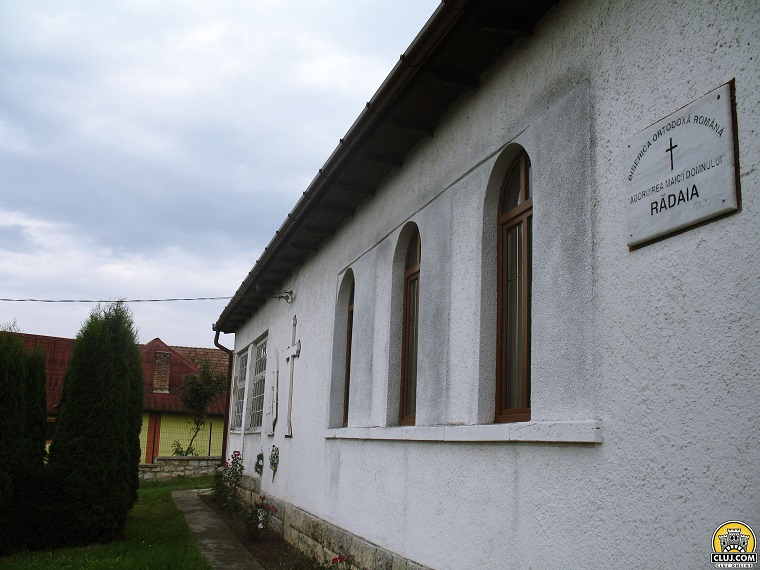 Satul Rădaia