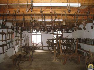 Muzeul Bivolului, satul Mera, comuna Baciu