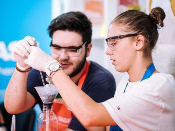Programul de experimente științifice Chemgeneration