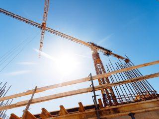 A fost finalizată cea mai complexă fundație pentru un proiect rezidențial din România; clădirea se ridică în ritm alert!