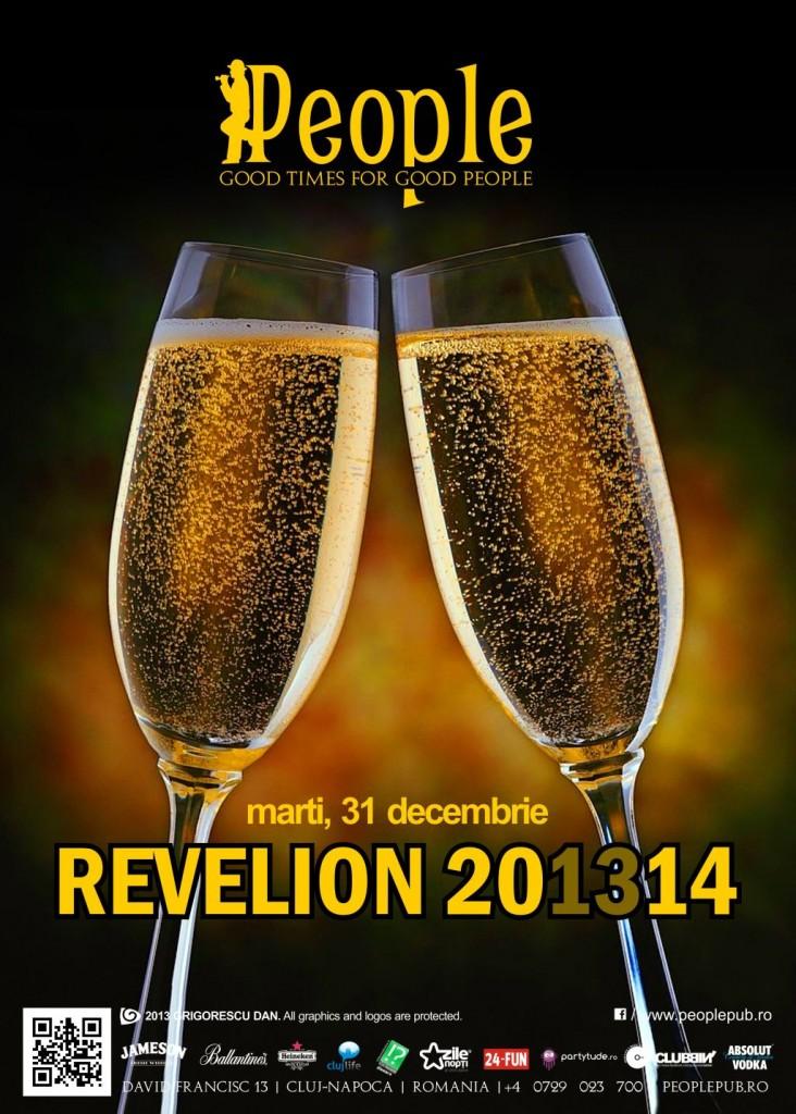 revelion cluj 2014