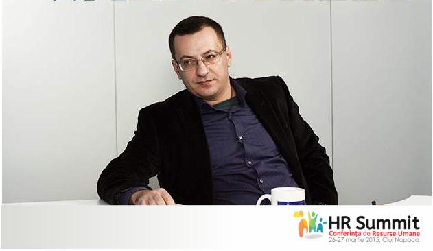 HR Summit: Interviu Radu Panait