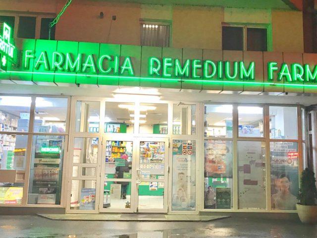 Farmacia Remedium Marasti