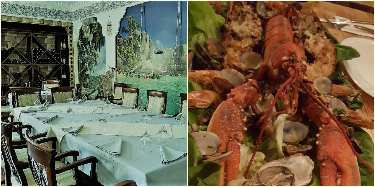 Cronici de restaurante clujene: Exotic Restaurant – bucătăria avangardistă