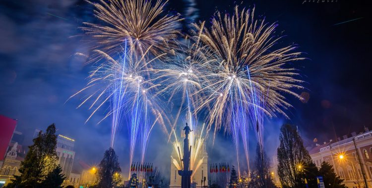 Revelion 2020 la Cluj Iosif