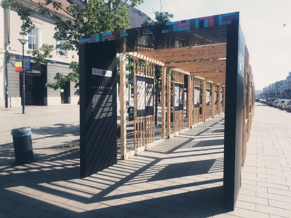 expoziție outdoor