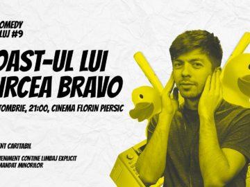Roast-ul lui Mircea Bravo