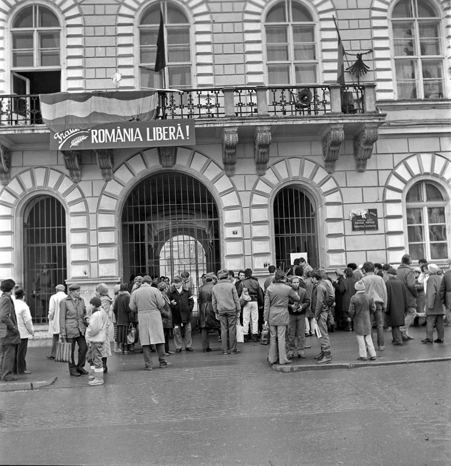 România Liberă Revoluția din 1989 la Cluj