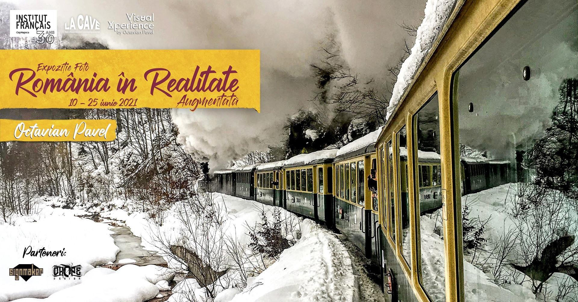 Romania in realitate augmentata