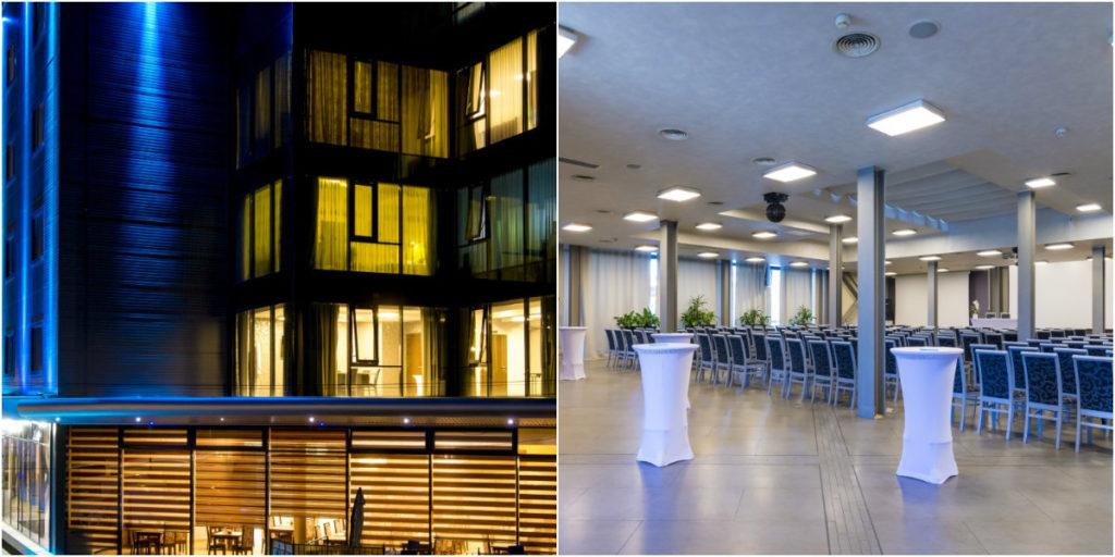 Săli de conferință în Cluj West City Hotel
