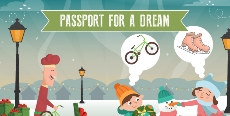 Passport for a Dream | Street Food Festival Christmas Goodies 2016