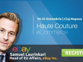 Liderul global eBay vine în premieră la TeCOMM Cluj!