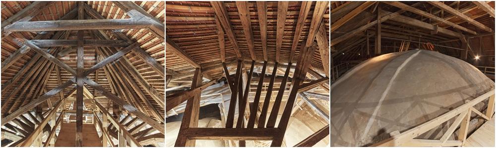 Sarpanta Biserica si Claustrul Manastirii Franciscane din Gherla