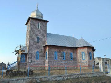 Satul Bălcești comuna Beliș Cluj