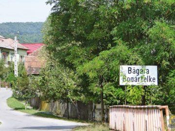 Satul Bagara, comuna Aghireșu, județ Cluj, CVA