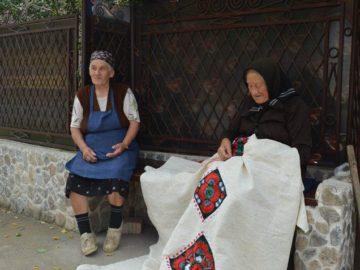 Satul Căpușu Mare Cluj