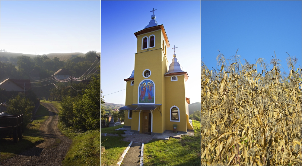 Satul Cara Cluj 1