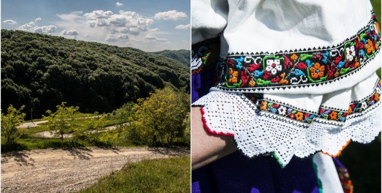 Satul Huta Cluj
