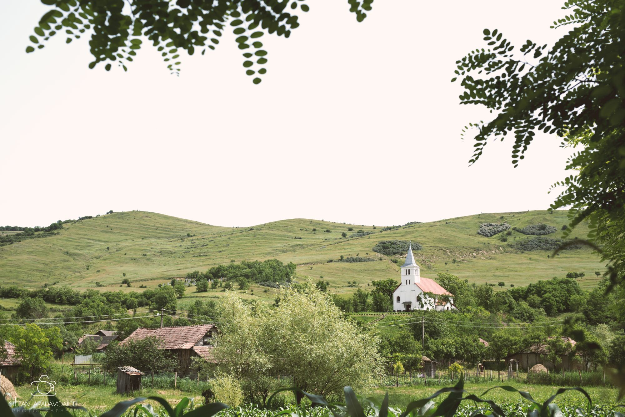 Satul Lacu comuna Geaca