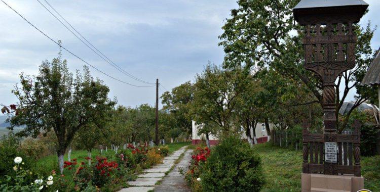 Satul Rediu, comuna Aiton, județul Cluj
